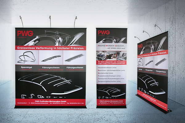 Roll-Up's & Banner