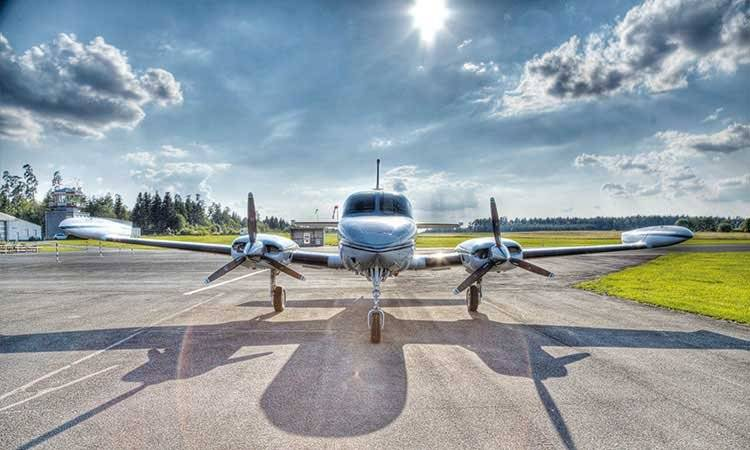 AS-DESIGN Referenz: Flugplatz - HDR-Fotografie