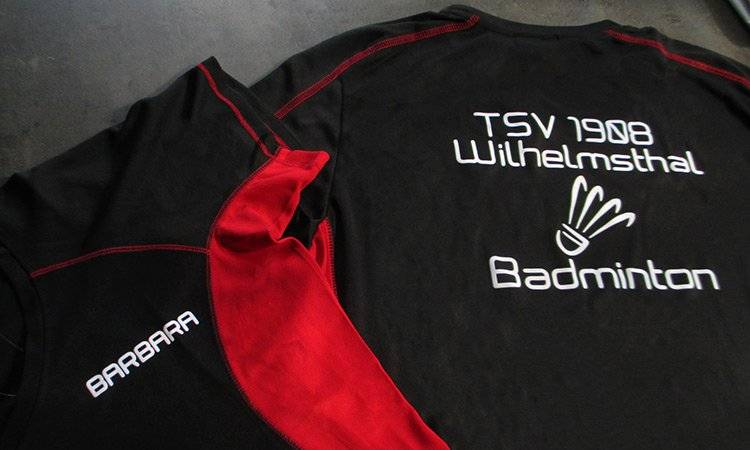 AS-DESIGN Referenz: TSV 1908 Wilhelmsthal - Sportbekleidung