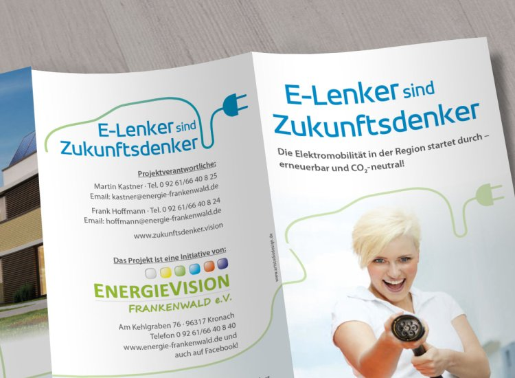 Energievision Flyer